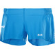 Salomon W's S/Lab 3 Shorts transcend blue